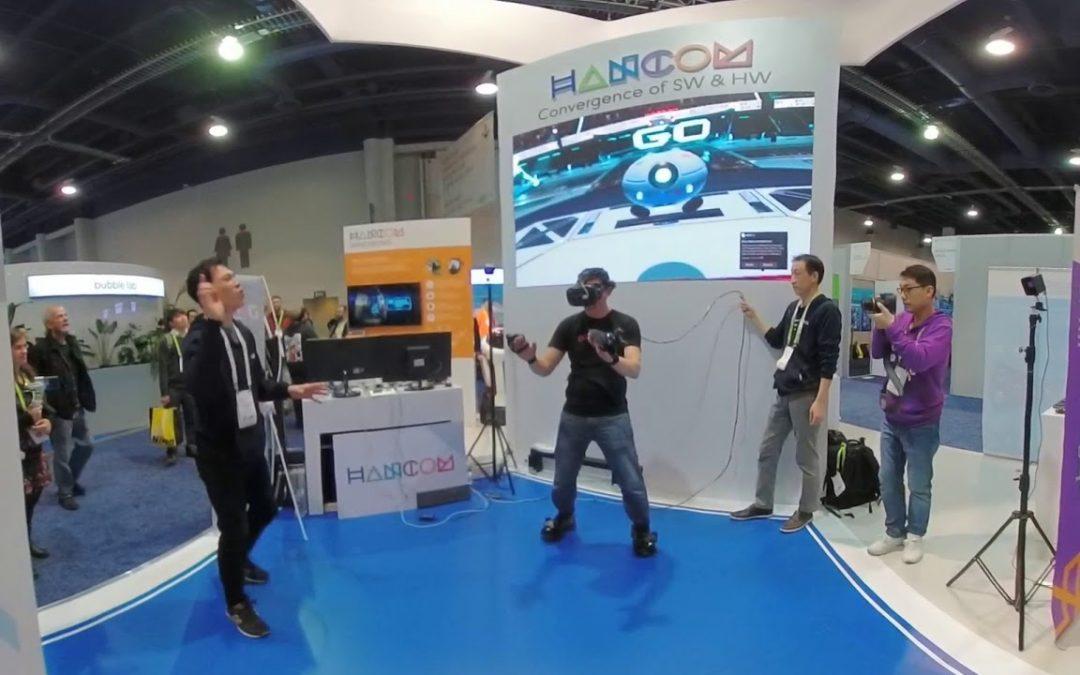 CES 2018 – Virtual Reality Battle