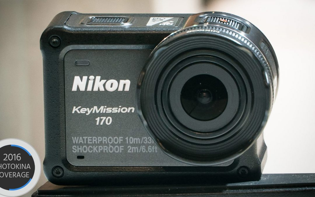 Nikon KeyMission 170 Action Camera Announced – Worthy GoPro Alternative?