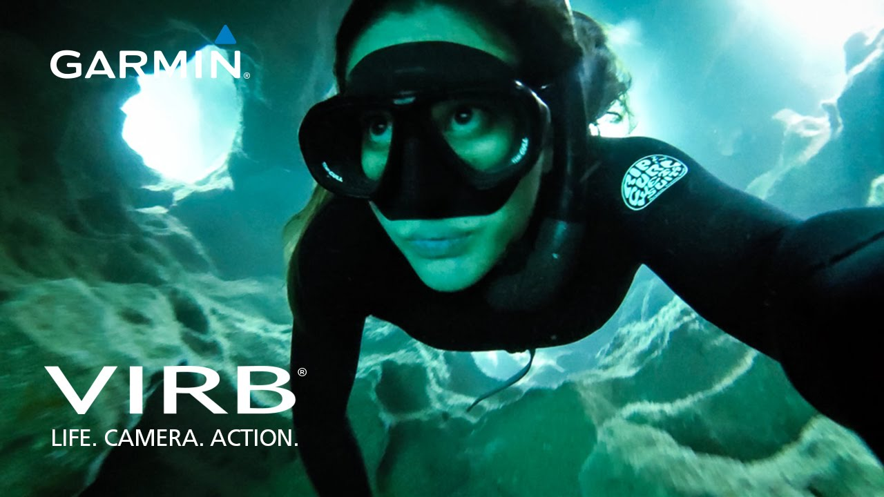 Garmin VIRB: Finalist Chelsea Dives in Hawaii