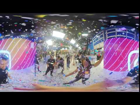 Jake Paul LA Pop Up Shop – 360 Confetti