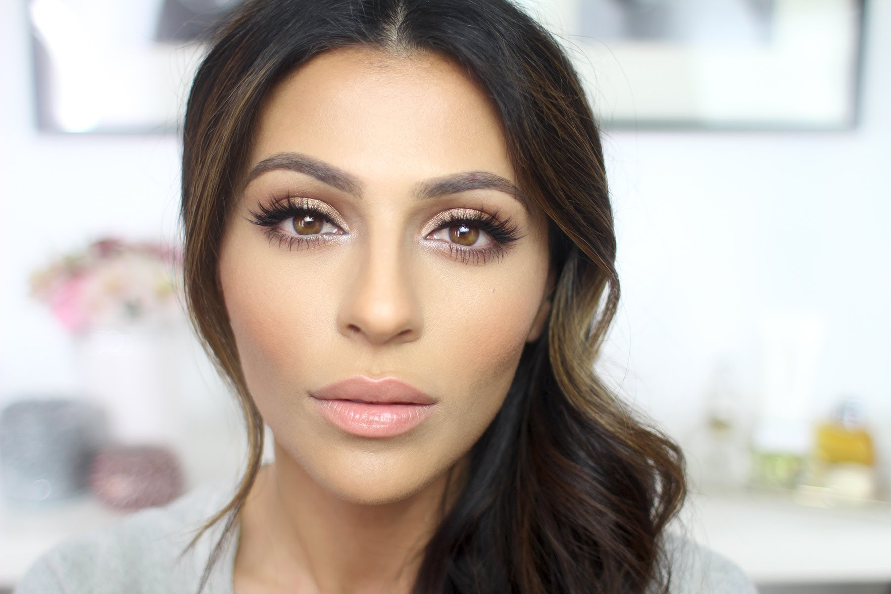 How To Contour and Highlight Makeup Tutorial | Teni Panosian