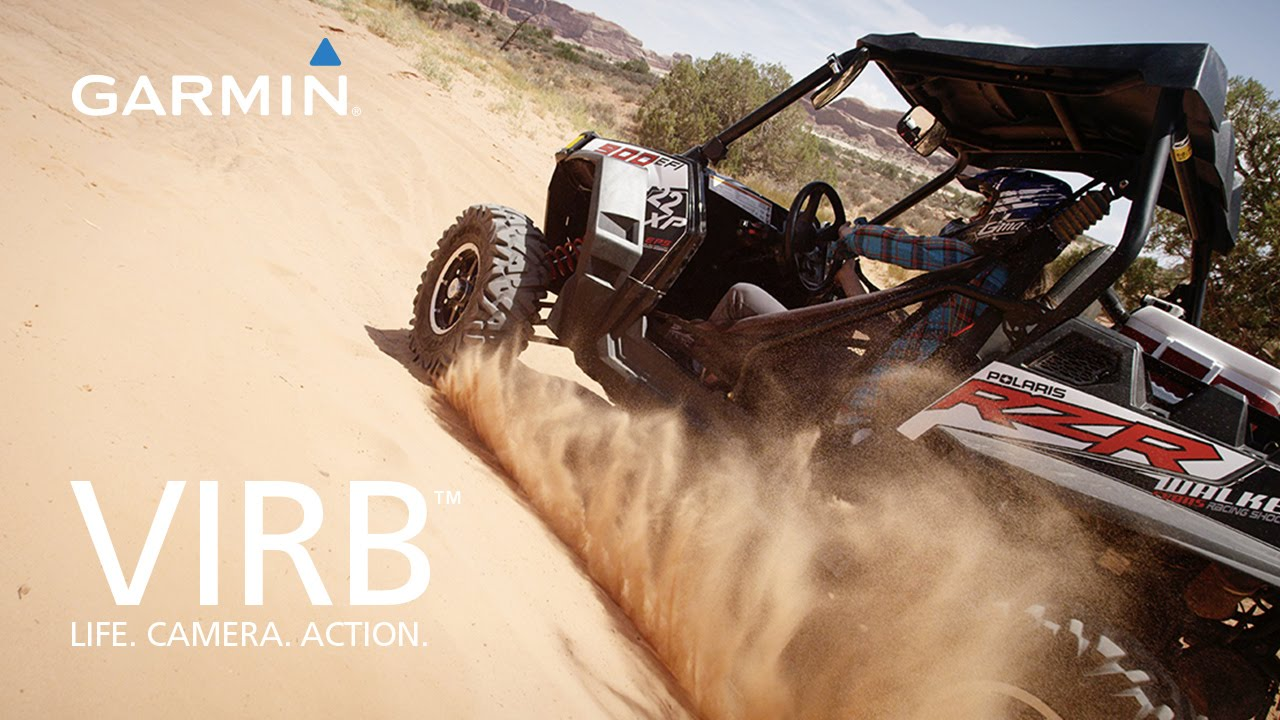 Garmin VIRB: Finalist Becky Rides an ATV in Utah