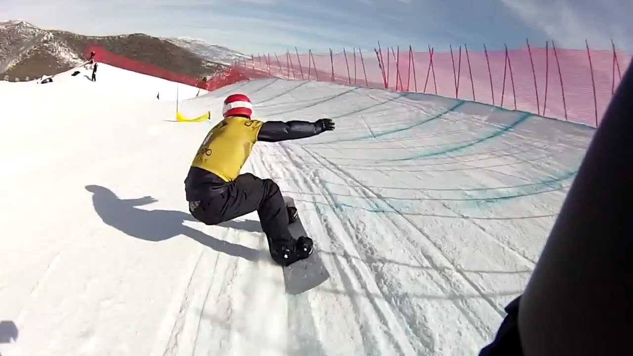 Drift HD Ghost: Jonathan Cheever Snowboard X