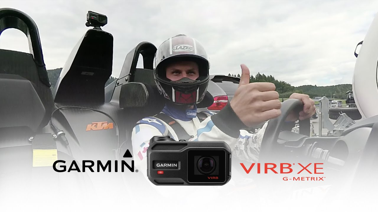 Garmin VIRB XE: Pete McLeod Drives the Red Bull Ring
