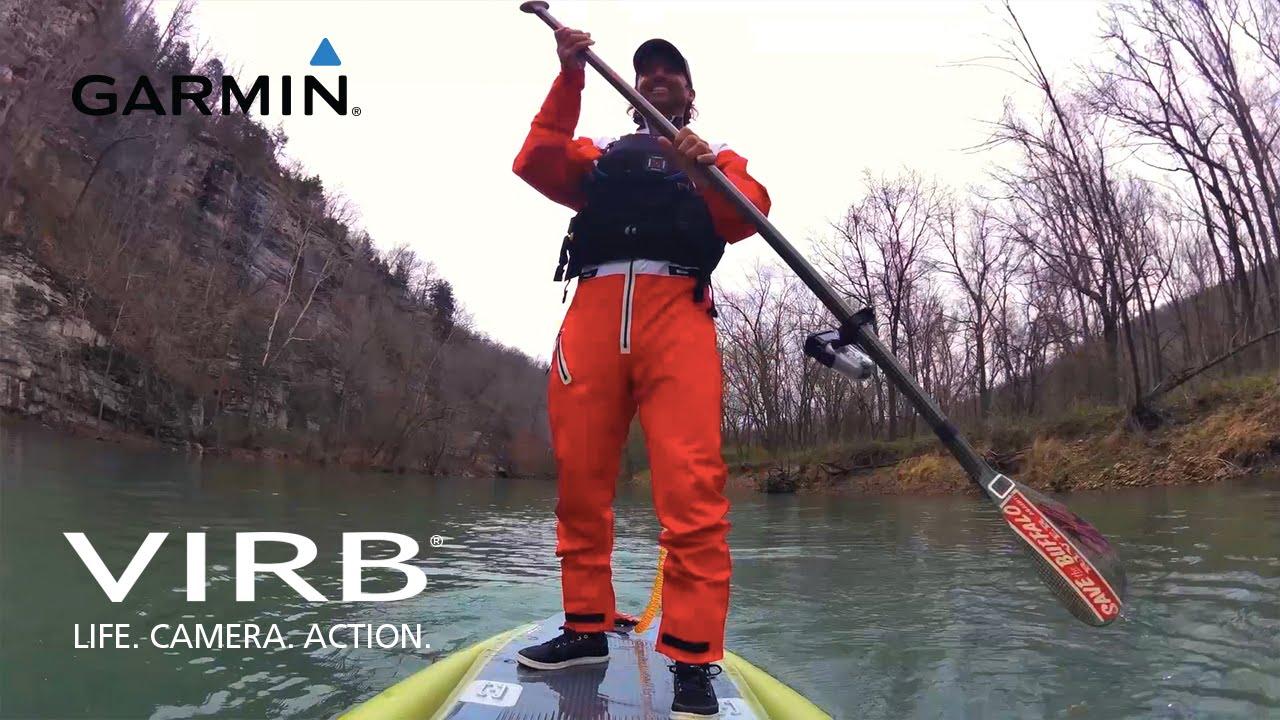 Garmin VIRB: Paddle Boarding