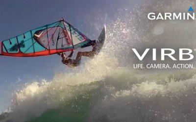 Garmin VIRB: Sailboarding