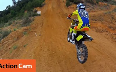 Action Cam | Ricky Carmichael: Trip to the Far East | Sony