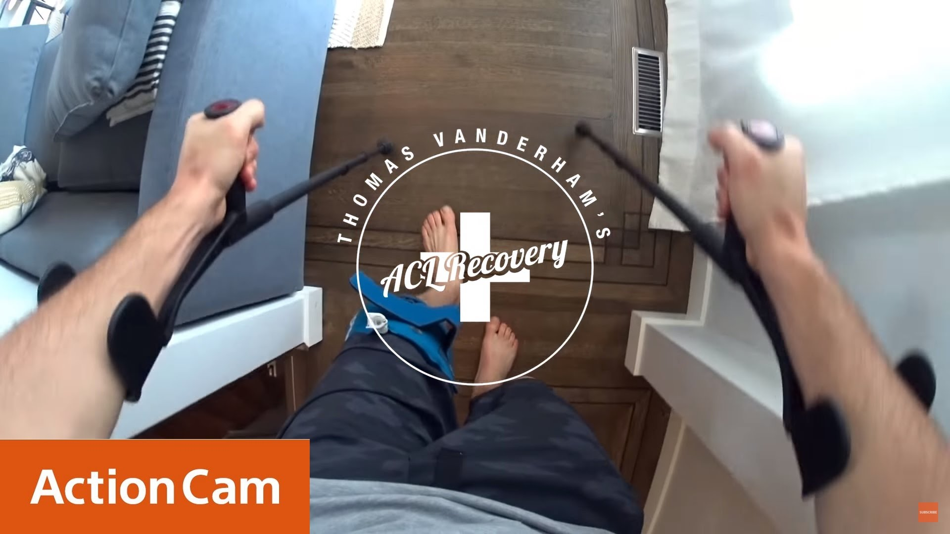 Action Cam | Thomas Vanderham ACL Recovery | Sony