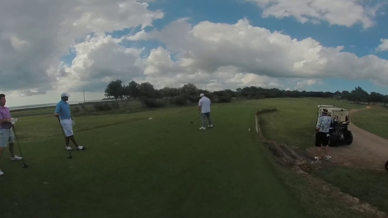 David Ortiz Classic – Teeing Off in 360