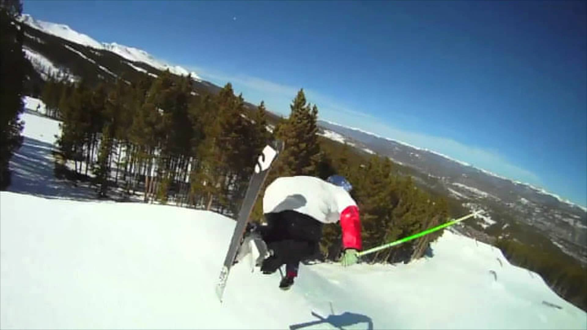 Drift HD: Skiing In Breckenridge with Rockwell & Durand Nixon
