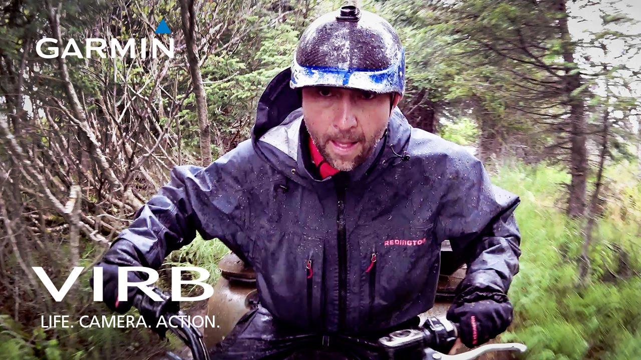 Garmin VIRB: Finalist Ken ATV's in Alaska