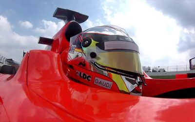 Drift HD Ghost: Onboard with Marussia F1 at Silverstone