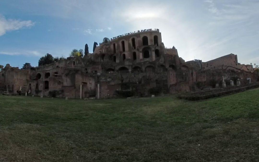 The Roman Forum – 360 Tour