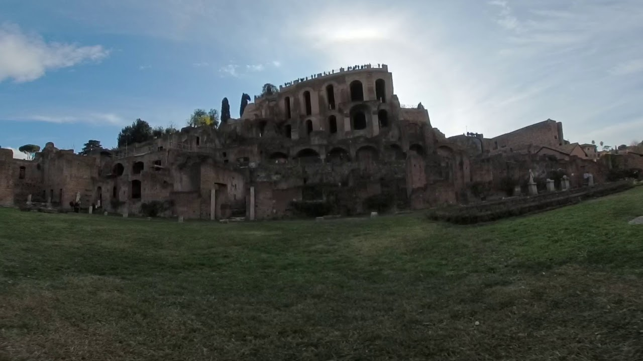 The Roman Forum – 360 Tour