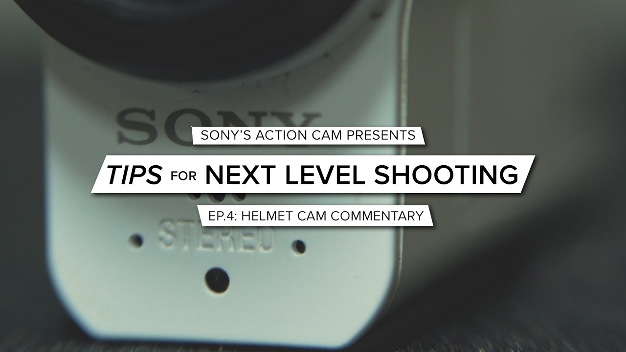 Action Cam | Tips for Next Level Shooting | Ep. 4 How to Get Great Audio | Sony