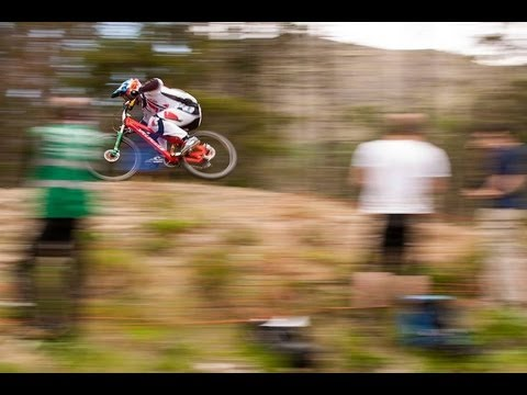 Drift HD Ghost: UCI Mountain Bike World Cup – Michal Prokop – Fort William 2013