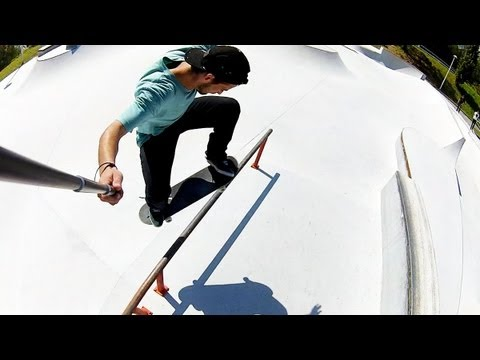 Drift HD Ghost: DC Skatepark with Julien Bechet