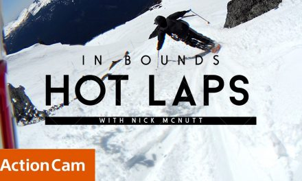 Action Cam | Nick  McNutt — In-Bounds Hot Laps | Sony