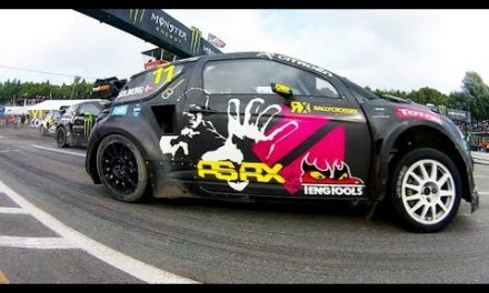 Drift HD Ghost: Rallycross Round 9 | Buxtehude, Germany