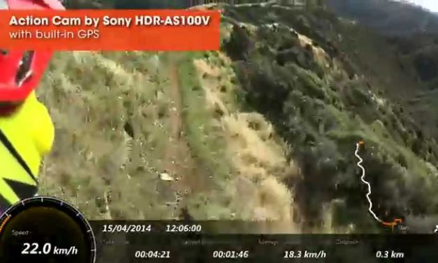 GPS Comparison | Prove yourself | Action Cam | Sony