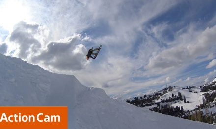 Action Cam | Danny Davis – Tahoe Backcountry | Sony