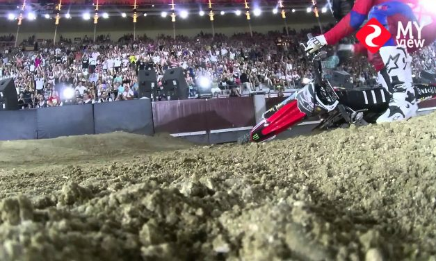 Drift MYVIEW: Josh Sheehan | Red Bull X-Fighters | Madrid