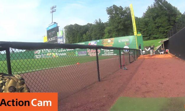 Action Cam | Jake Barrett – Practice Day | Sony
