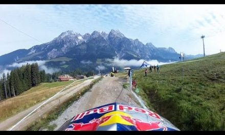 Drift HD Ghost: Filip Polc Leogang UCI Mountain Bike World Cup Run