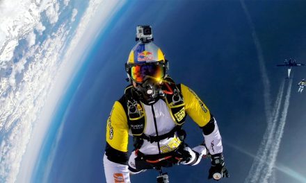GoPro: Soul Flyers 33,000 ft Above Mont Blanc
