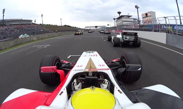 Action Cam |On-Board Highlights of Super Formula 2017 | Sony
