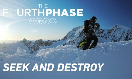GoPro Snow: The Fourth Phase with Travis Rice – Ep. 1 ALASKA: Seek & Destroy