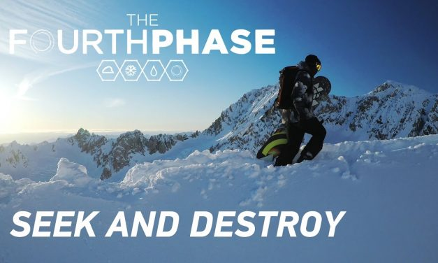 GoPro Snow: The Fourth Phase with Travis Rice – Ep. 1 ALASKA: Seek & Destroy