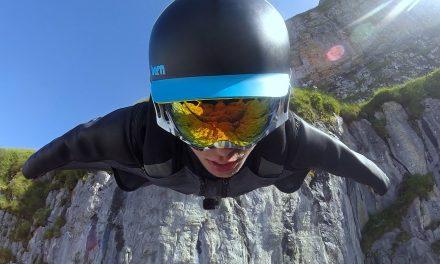 GoPro: Majestic Wingsuit Flight in Switzerland