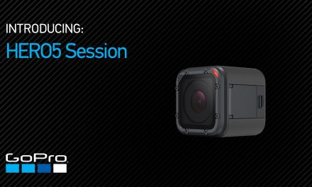 GoPro: Introducing HERO5 Session