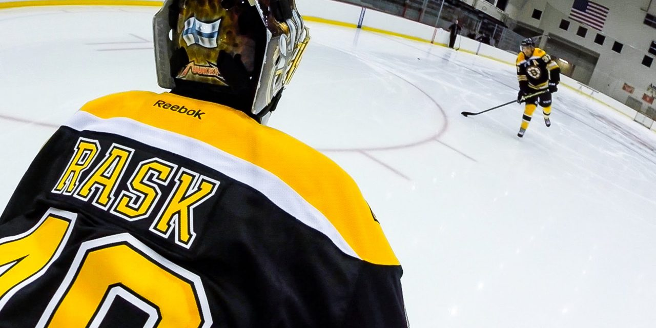 GoPro: On the Ice with Patrice Bergeron & Tuukka Rask – Episode 6