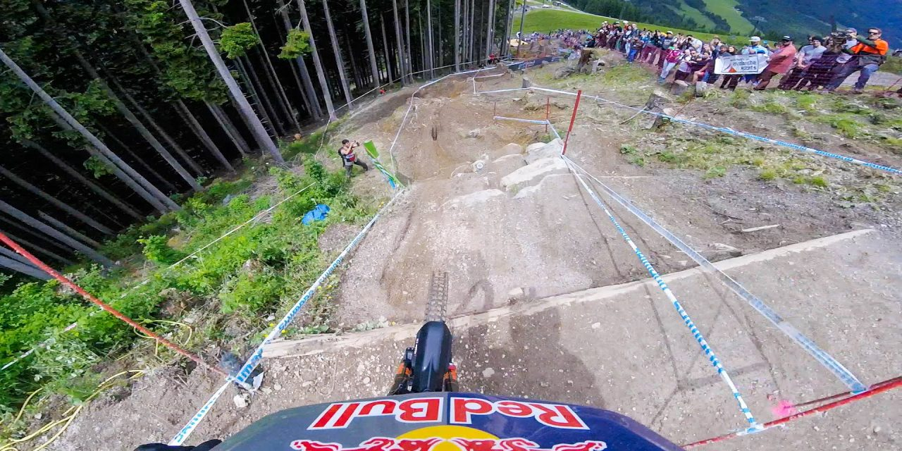 GoPro: Rachel Atherton's Record-Breaking Victory – UCI Mountain Bike World Cup 2016
