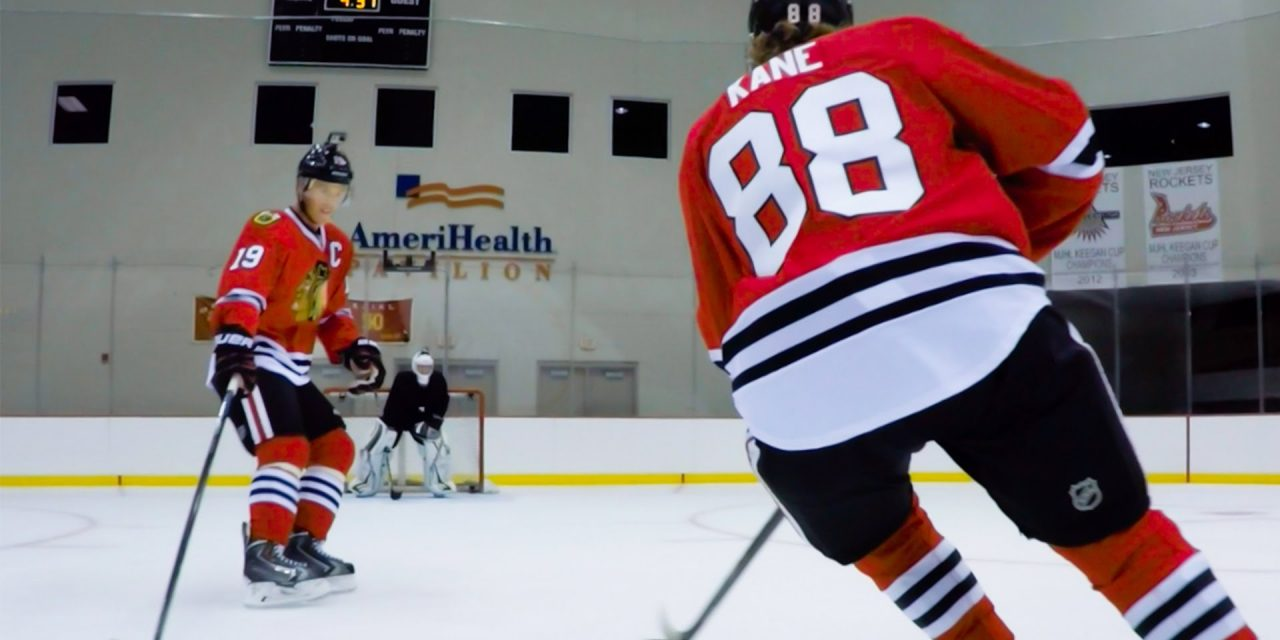 GoPro: On the Ice with Patrick Kane & Jonathan Toews – Episode 4