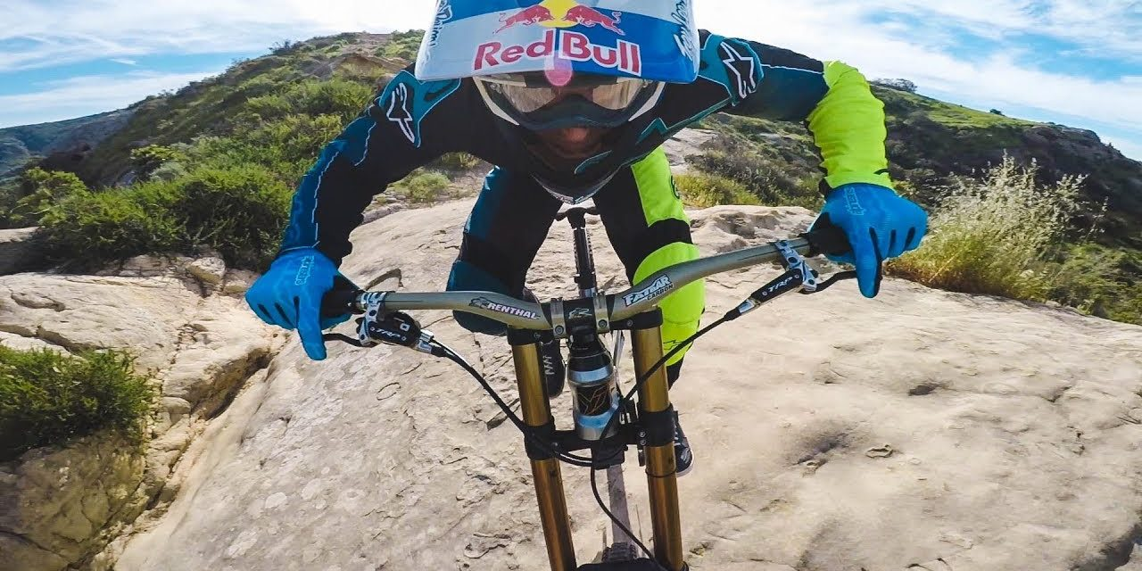 GoPro: Aaron Gwin Rides Top of the World
