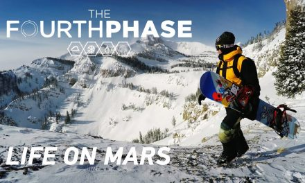 GoPro Snow: The Fourth Phase with Travis Rice – Ep. 2 WYOMING: Life on Mars