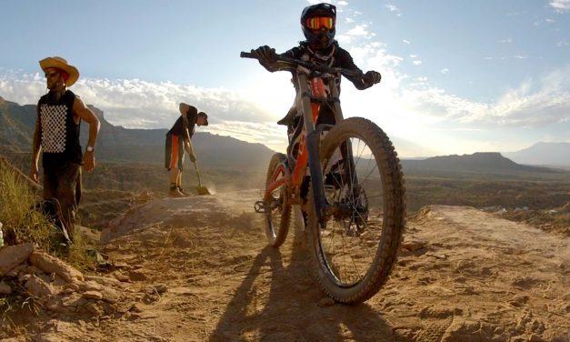 GoPro: Red Bull Rampage – 2012