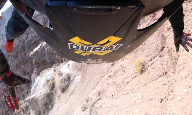 GoPro: Nicholi Rogatkin's 30ft Crash – Red Bull Rampage 2015