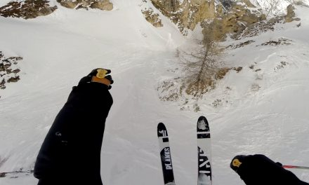 GoPro: Léo Taillefer's Sketchy Line Wins March Line of the Winter