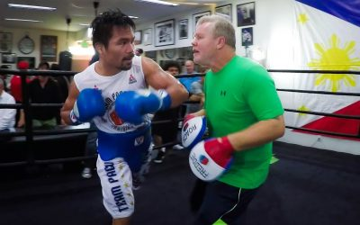 GoPro: In The Ring with Manny Pacquiao