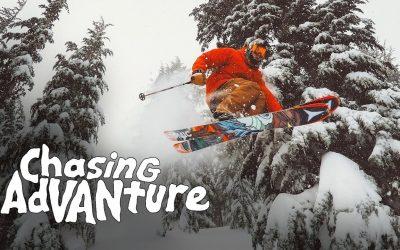 GoPro: Chasing AdVANture with Chris Benchetler in 4K