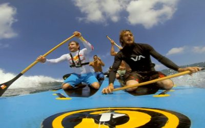 GoPro: Jamie Sterling and Friends: SUP-Squatch Attacks!