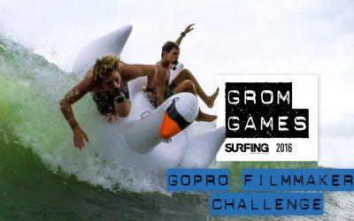 GoPro Surf: Grom Games 2016 – Teaser Trailer