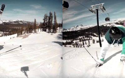 GoPro 3D: Skiing & Snowboarding in Mammoth