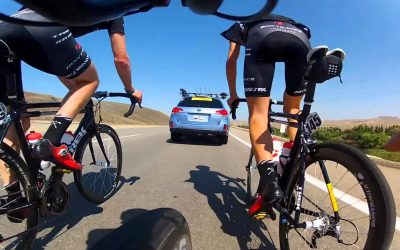 GoPro HD: AMGEN Tour of California 2012