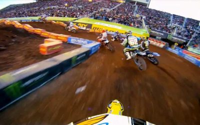 GoPro HD: Salt Lake City Race Monster Energy Supercross 2011