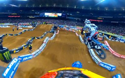 GoPro HD:  St. Louis – Monster Energy Supercross 2012